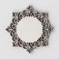 Playful Ornate Ornament