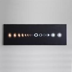 8x24 Eclipse - Wood Print