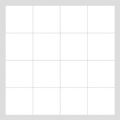 "16 Piece 8""x8"" PhotoBlock Puzzle"