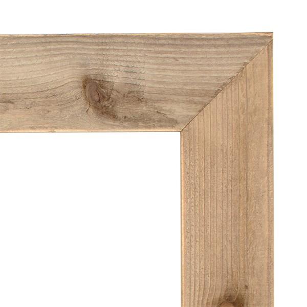 16x20 4 Two Piece Barnwood Frame 16x20 Barnwood Frames Barnwood