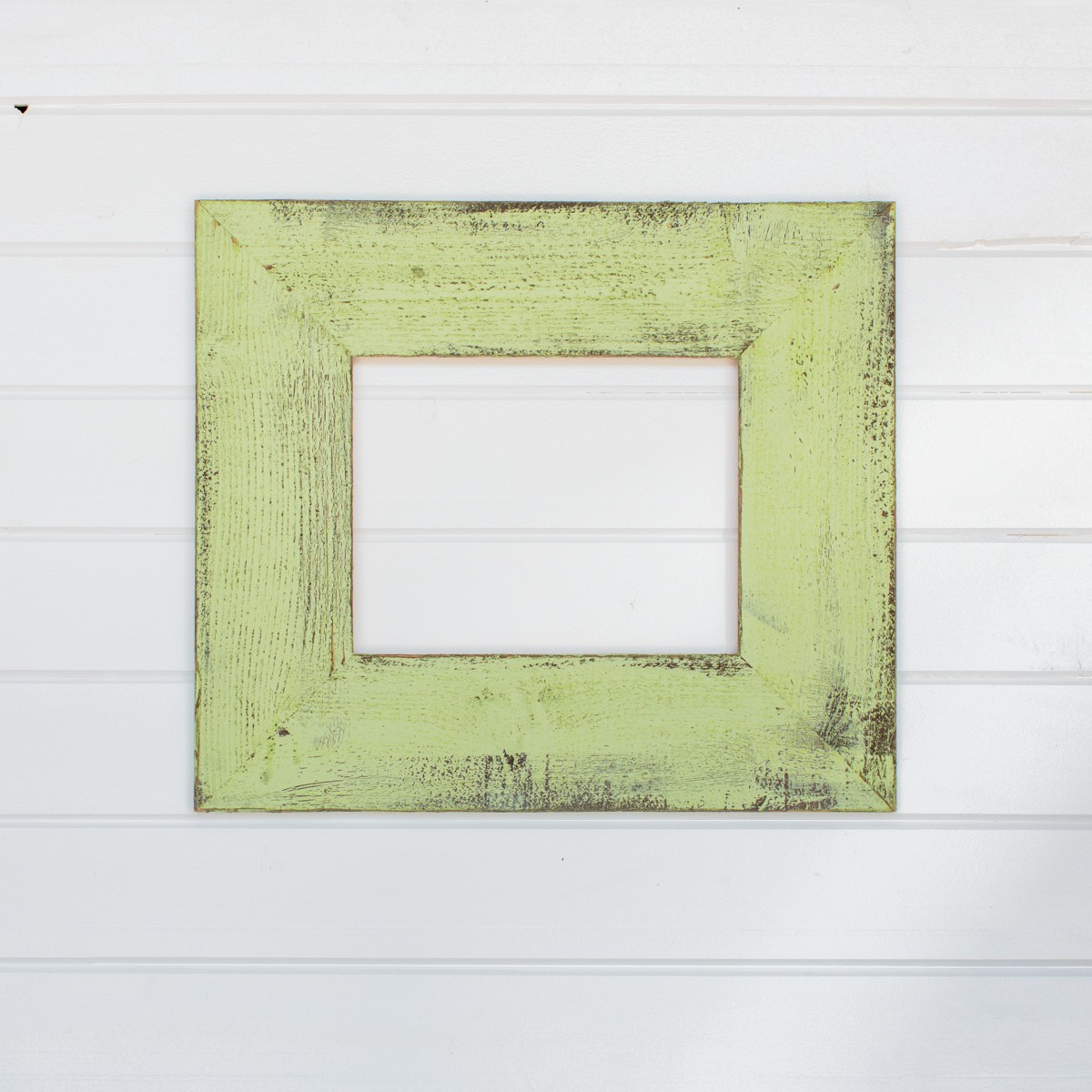 16x20 4 Painted Barnwood Frame Sea Green Frames
